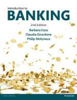 Introduction to Banking - Barbara Casu