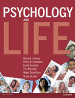 Psychology & Life and MyPsychLab Pack - Richard J. Gerrig