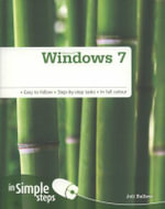 Windows 7 in Simple Steps - Joli Ballew