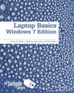 Laptop Basics Windows 7 Edition in Simple Steps - Joli Ballew