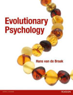 Evolutionary Psychology - Hans Van de Braak