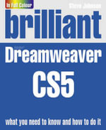 Brilliant Dreamweaver CS5 - Steve Johnson