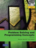Problem Solving & Programming Concepts - Maureen Sprankle