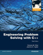 Engineering Problem Solving with C++ - D.M. Etter