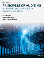 Principles of Auditing : An Introduction to International Standards on Auditing - Rick Hayes