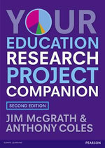 Your Education Research Project Companion - Jim McGrath