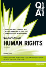 Law Express Question and Answer : Human Rights - Howard Davis