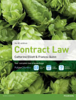 Contract Law - Catherine Elliott
