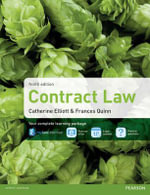 Contract Law MyLawChamber Premium Pack - Catherine Elliott