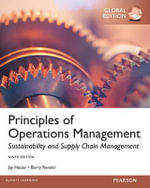 Principles Of Operations Management - Jay Heizer