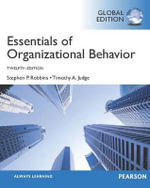 Essentials of Organizational Behavior, Plus MyManagementLab with Pearson Etext - Stephen P. Robbins