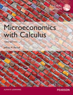 Microeconomics with Calculus : 3rd Edition - Jeffrey Perloff