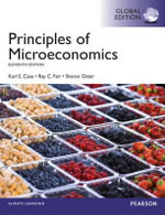 Principles of Microeconomics : An Applied Orientation - Karl E. Case