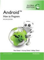 Android : How to Program - Harvey M. Deitel