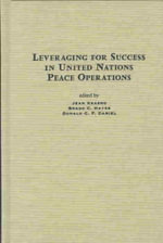 Leveraging for Success in United Nations Peace Operations - Jean E. Krasno