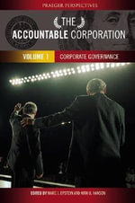 The Accountable Corporation - Marc J. Epstein