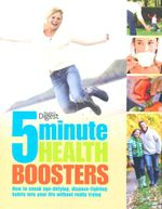 5 Minute Health Boosters - Reader's Digest