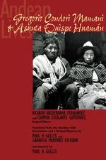 Andean Lives : Gregorio Condori Mamani and Asunta Quispe Huaman