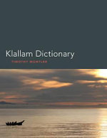 Klallam Dictionary - Timothy Montler