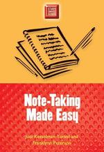Note-Taking Made Easy - Judi Kesselman-Turkel
