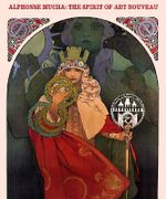 Alphonse Mucha : The Spirit of Art Nouveau - Victor Arwas