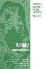 Taurine: Basic and Clinical Aspects v. 2 : Basic and Clinical Aspects