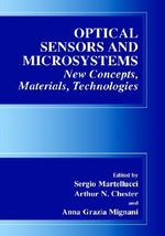 Optical Sensors and Microsystems : New Concepts, Materials, Technologies