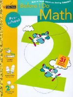 Step ahead before I Do Maths : Discovering First Number Skills - Golden Books
