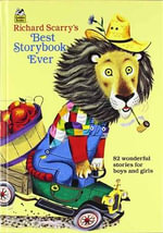 Best Storybook Ever! : Giant Little Golden Book - Richard Scarry