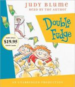 Double Fudge : Fudge Books - Judy Blume