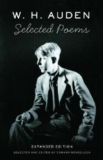 W. H. Auden : Selected Poems - W H Auden