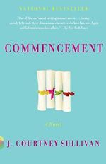 Commencement - J Courtney Sullivan