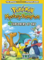 Pokemon Mystery Dungeon 2 : Explorers of Sky - Prima Games