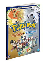 Pokemon Heartgold & Soulsilver : The Official Pokemon Johto Guide & Pokedex - Prima Games