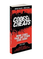 Codes & Cheats : Prima Official Game Guide - Prima Games
