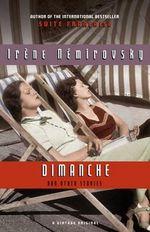 Dimanche and Other Stories : Vintage International - Irene Nemirovsky