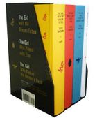 Stieg Larsson's Millennium Trilogy Deluxe Boxed Set : The Girl with the Dragon Tattoo, the Girl Who Played with Fire, the Girl Who Kicked the Hornet's - Stieg Larsson