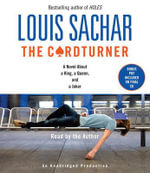 The Cardturner : A Novel About A King, A Queen, And A Joker :  A Novel About A King, A Queen, And A Joker - Louis Sachar