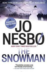 The Snowman - Nesbo Jo