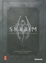 Elder Scrolls V : Skyrim Legendary Standard Edition: Prima Official Game Guide - David Hodgson