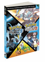 Pokemon Black Version 2 & Pokemon White Version 2 Scenario Guide : The Official Pokemon Strategy Guide - Pokemon USA Inc