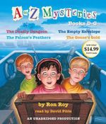 A to Z Mysteries : Books D-G - Ron Roy