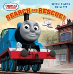 Search and Rescue! (Thomas & Friends) : Pictureback(r) - Reverend Wilbert Vere Awdry