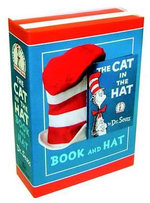 The Cat in the Hat Book and Hat : Beginner Books(r) - Dr Seuss