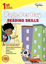 First Grade Page Per Day : Reading Skills - Christina Roll