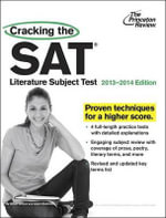 Cracking the SAT Literature Subject Test - Allison Amend