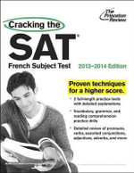 Cracking the SAT French Subject Test - Monique Gaden
