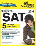Cracking the SAT 2014 : 2014 Edition - Princeton Review