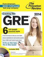 Cracking the GRE 2014 : 2014 Edition - Princeton Review