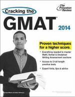 Cracking the GMAT 2014 : 2014 Edition - Princeton Review